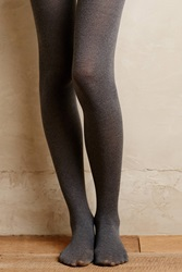 Pure Good Opaque Tights Grey