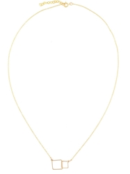 By Boe 'Square Link' Necklace