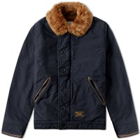 Wtaps N 1 Jacket Blue