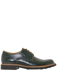 Tod's Leather Derby Lace Up Shoes