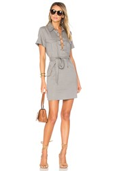 L'academie The Safari Dress Gray