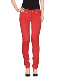 Jacob Cohen Jacob Coh N Casual Pants Red
