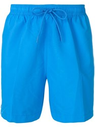 Calvin Klein Swimming Trunks Blue
