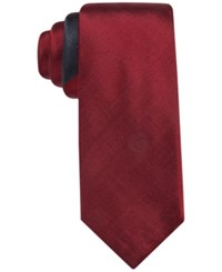 Alfani Men's Red 3 Tie Only At Macy's Leroy Red