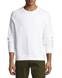 Ralph Lauren Pima Cotton Sweatshirt White