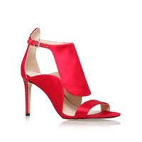 Nine West Denita2 High Heel Sandals Red