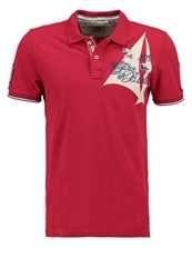 Gaastra Icon Polo Shirt Red