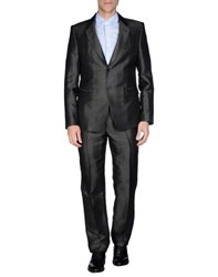 Emporio Armani Suits And Jackets Suits Men Lead