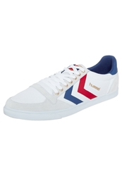 Hummel Slimmer Stadil Low Trainers Red White