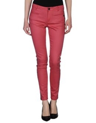 Maison Scotch Denim Pants Red