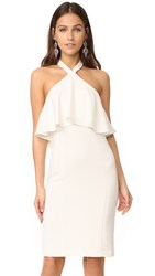 Amanda Uprichard Piazza Dress Ivory
