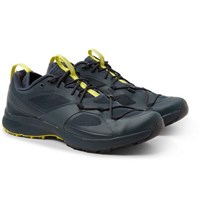 Arc'teryx Norvan Vt Gore Tex And Mesh Hiking Sneakers Storm Blue