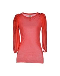 Coast Weber And Ahaus T Shirts Coral