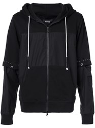 Mostly Heard Rarely Seen Shadowtime Hoodie Black