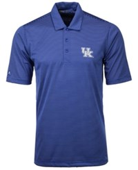 Antigua Kentucky Wildcats Quest Polo Royalblue White