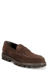 Vince Comrade Loafer Coffee