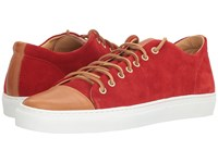 Kenneth Cole Sport Car Red Men's Lace Up Casual Shoes