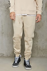 Forever 21 Ribbed Moto Sweatpants