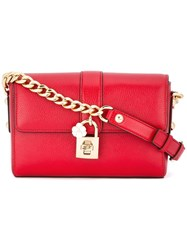 Dolce And Gabbana Crossbody Bag Red