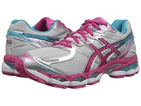 Asics Gel Evate 3 Lightning Hot Pink Blue Women's Running Shoes Gray