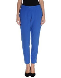 Morgan Casual Pants Azure