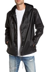 Imperial Motion Men's Nct Vulcan Coach's Jacket Black