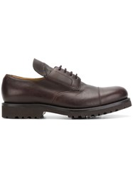 Holland And Holland Walking Shoes Brown