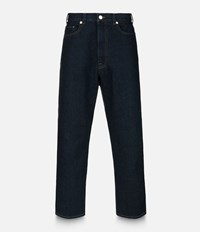 Christopher Kane Wide Leg Jeans Blue