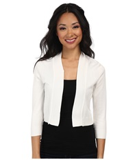 Rsvp Bre Shrug White Women's Sweater