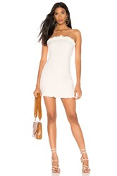 Minkpink Complete Clarity Dress White