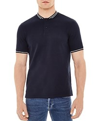 Sandro Olympic Classic Fit Polo Navy