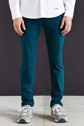 Hawkings Mcgill Stretch Skinny Chino Pant Green