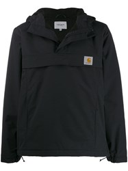 Carhartt Wip Hooded Windbreaker Black