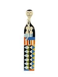 Vitra Wooden Doll No. 5 Multicolor