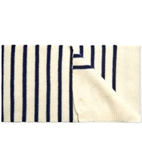 Norse Projects Nautical Scarf White