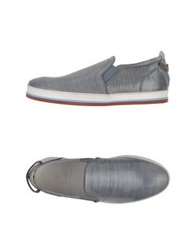 Fabi Sport Low Tops And Trainers Grey
