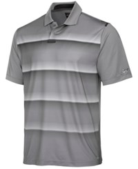 Greg Norman For Tasso Elba Mmg Eng Fade Stripe Polo Only At Macy's Shark