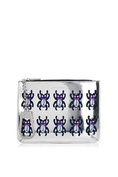 Topshop Okapi Bug Clutch Bag By Skinnydip Multi