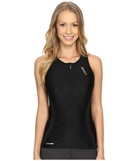 2Xu Perform Tri Singlet Black Black Women's Clothing