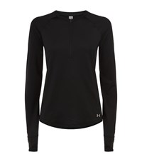 Under Armour Underarmour Fly By Half Zip Top Female Black