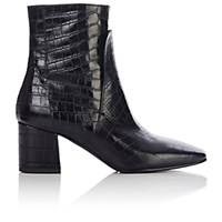 Givenchy Women's Side Zip Ankle Boots Black