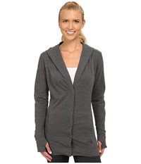 The North Face Wrap Ture Jacket Asphalt Grey Heather Women's Coat Gray