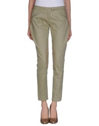 Husky Casual Pants Beige
