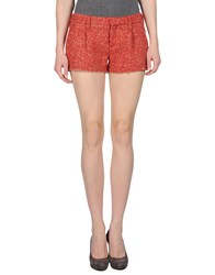 L'autre Chose L' Autre Chose Shorts Red