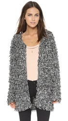 For Love And Lemons Knitz Joplin Cardigan Heather