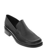 Women's Franco Sarto 'Bocca' Loafer Black Calf