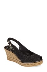 Toni Pons Women's Calafell Slingback Wedge Espadrille