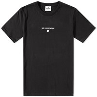 Undefeated No Surrender Tee Black