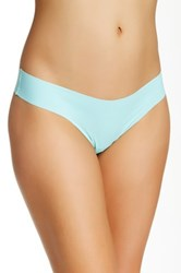 Shimera Free Cut Thong Blue