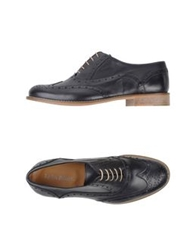 John Bakery Lace Up Shoes Steel Grey